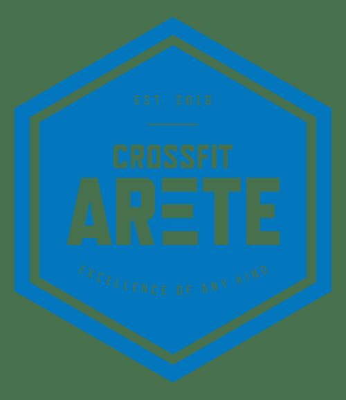 CF Arete Logo Secondary Blue