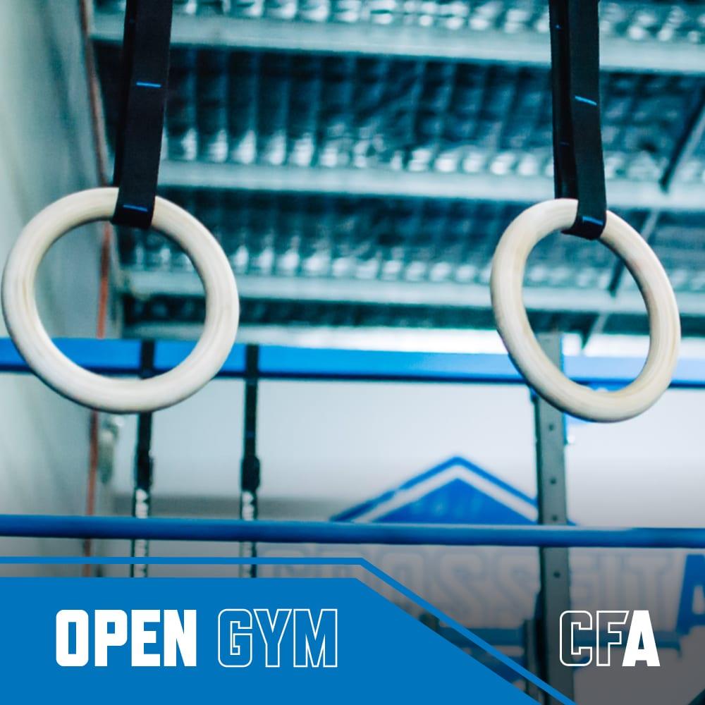 CFA Open Gym