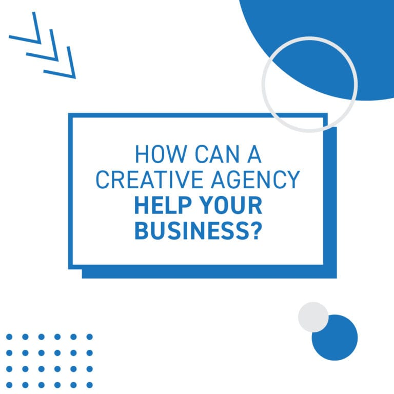 How can a creative agency help your business?