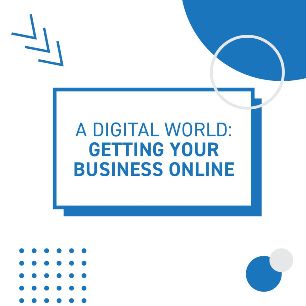 getting your business online through social media management