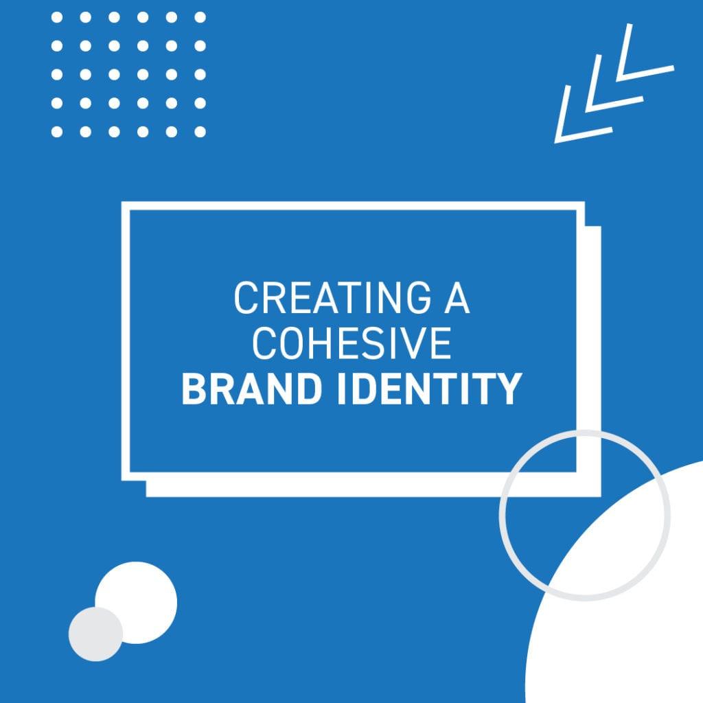 Creating a cohesive logo branding identity