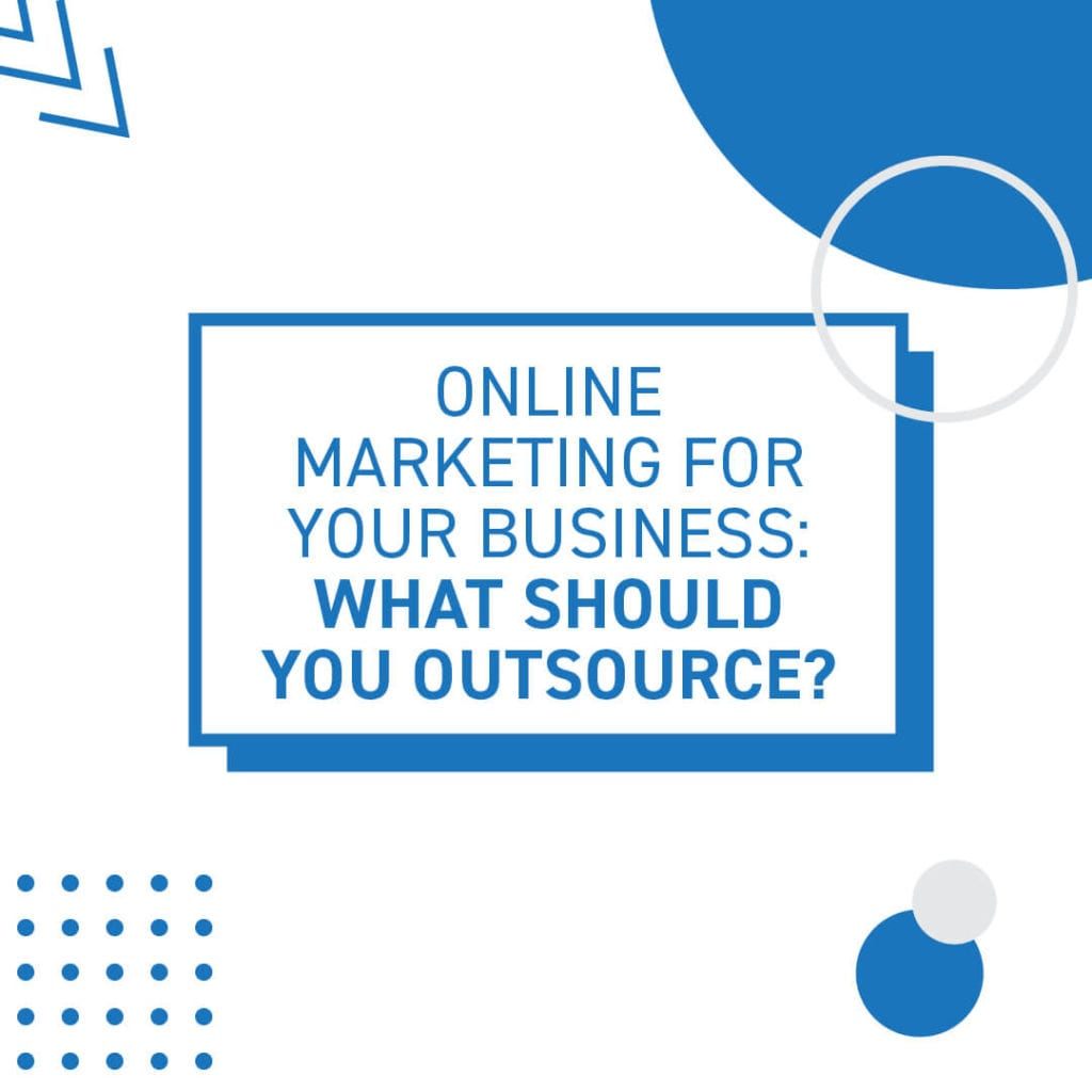 outsource your online marketing